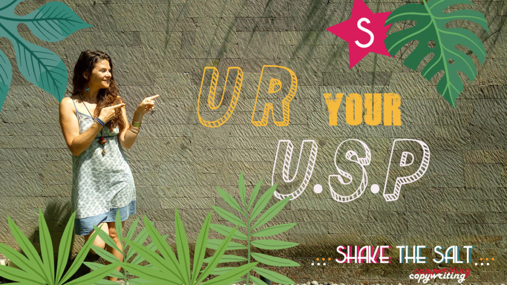 You are your USP